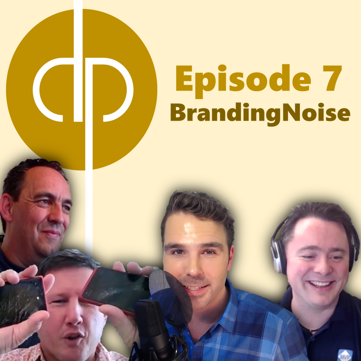 Dynamics Podcast // Episode 7 // BrandingNoise
