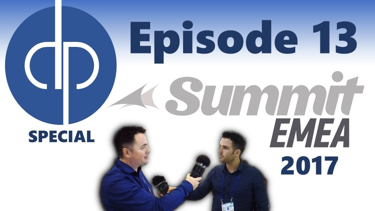 Dynamics Podcast SPECIAL // Episode 13 // Summit EMEA 2017