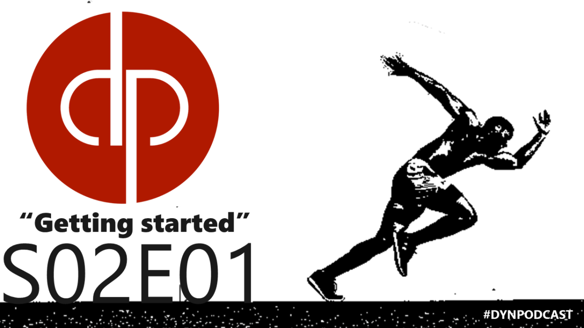 S02E01 // Getting started // DynamicsPodcast